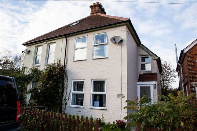 Thumbnail Semi-detached house for sale in Eastwood Road, Guildford, Surrey