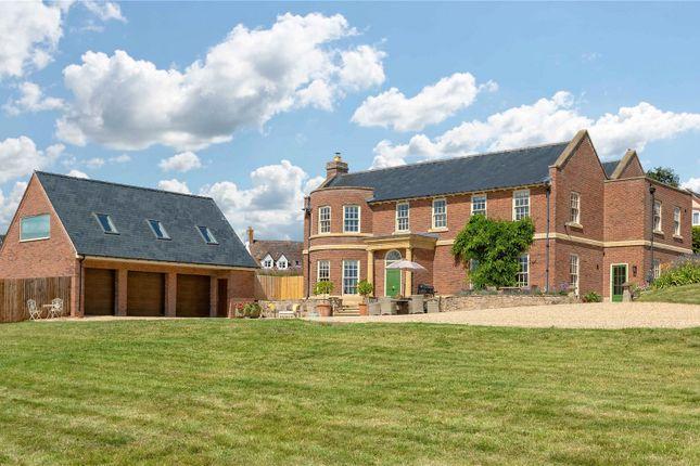 Thumbnail Detached house for sale in Ryton, Dorrington, Shrewsbury