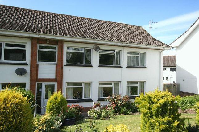 Thumbnail Flat for sale in Redwood Close, Boverton, Llantwit Major