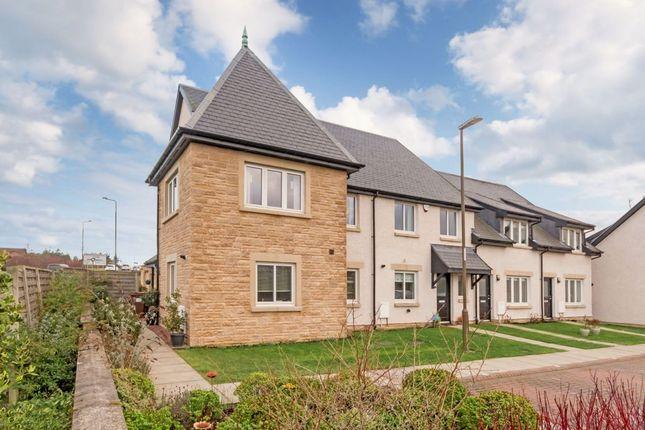 Thumbnail End terrace house for sale in 9 Castle Dean Court, Bonnyrigg