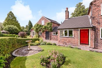 Thumbnail Link Detached House For Sale In Congleton Road Sandbach