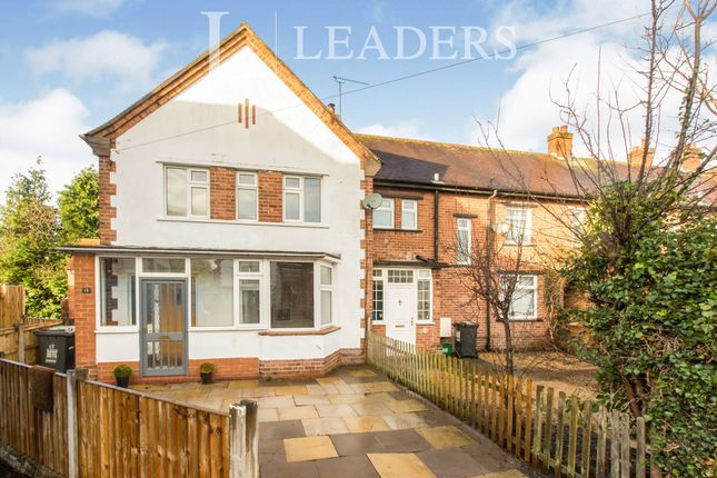 Thumbnail Semi-detached house to rent in Volunteer Avenue, Nantwich