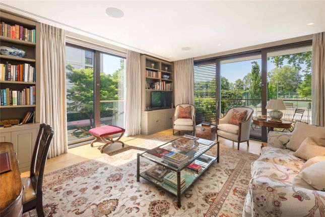Thumbnail Flat for sale in Campden Hill, Kensington, London