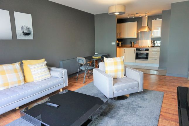 Open Plan Living of The Hub, Milton Keynes MK9