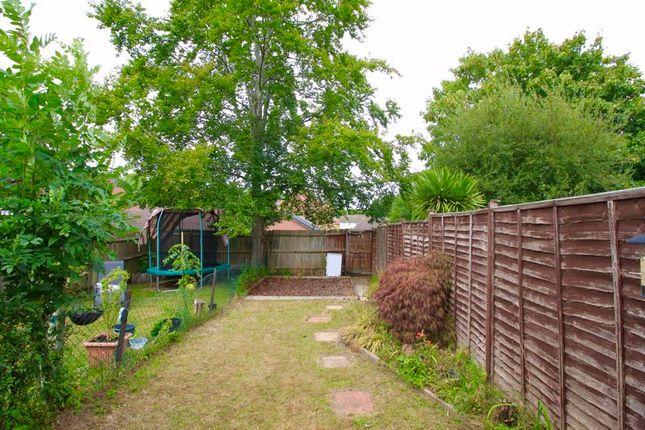 Garden of Creedy Gardens, West End, Southampton SO18