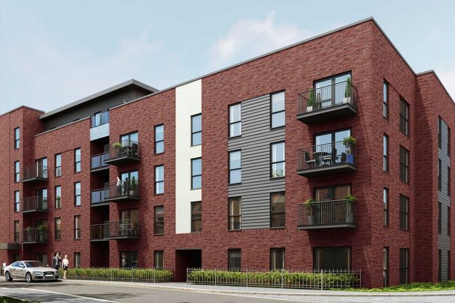 Flat for sale in John Thornycroft Road, Woolston, Southampton
