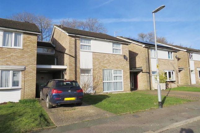 Thumbnail Property to rent in Sidford Close, Hemel Hempstead