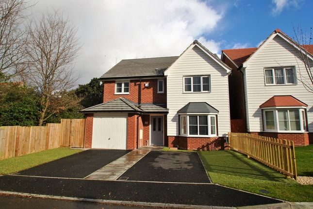 Thumbnail Detached house for sale in Willowbrook Close, Herne Bay