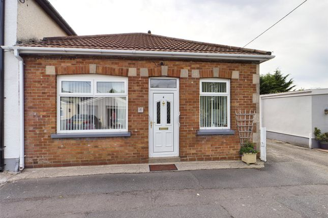 Thumbnail Bungalow for sale in Mount Pleasant Square, Ebbw Vale, Gwent