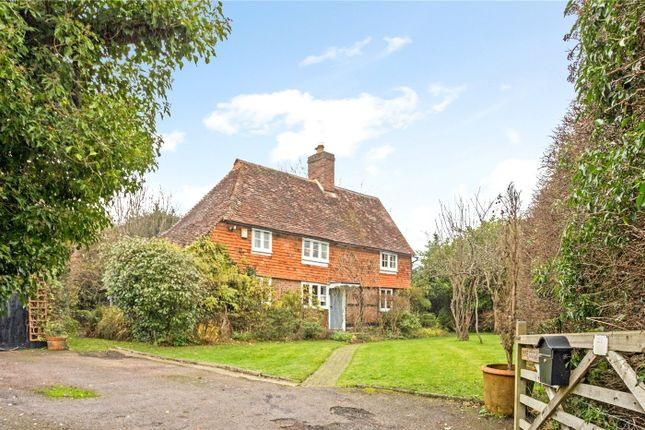 Thumbnail Property for sale in High Street, Cowden, Edenbridge, Kent