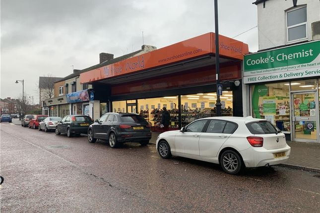 Thumbnail Retail premises for sale in 78 Albert Road, Widnes, Cheshire