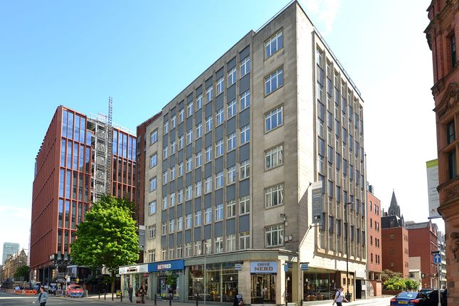 Thumbnail Office to let in Queen Street, Manchester