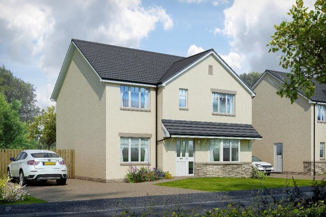 Thumbnail Detached house for sale in Plot 25, Cairngorm, The Views, Saline, By Dunfermline