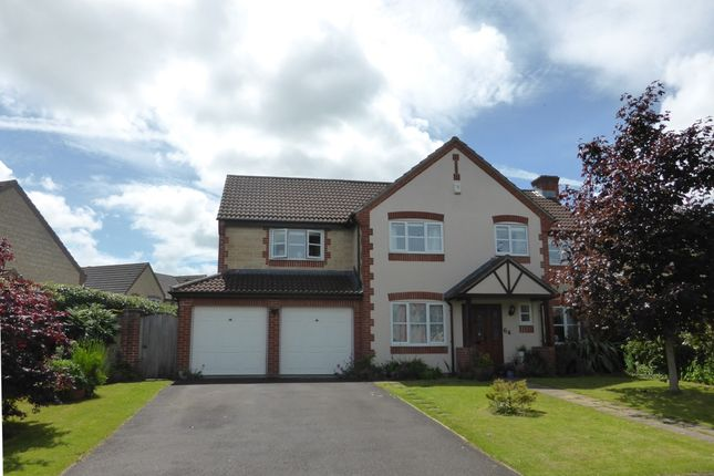Thumbnail Detached house for sale in Faulkland View, Peasedown St John
