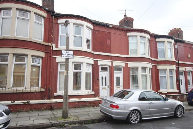 3 bed terraced house to rent in Westdale Road, Wavertree, Liverpool