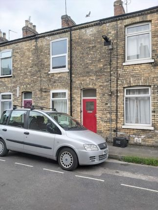 Thumbnail Terraced house to rent in Dudley Street, The Groves, York