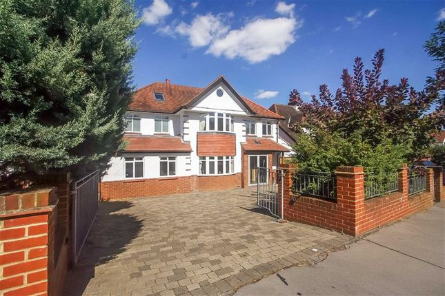 Thumbnail Detached house for sale in Fitzjames Avenue, Whitgift Estate, Croydon, Surrey