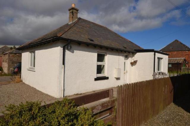 Thumbnail Detached bungalow to rent in 2 Borrowfield Farm Cottages, Montrose