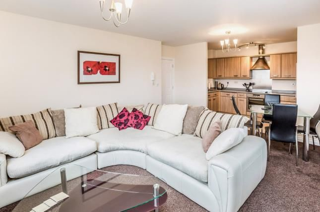 Lounge of Mayfair Court, Wakefield, West Yorkshire WF2