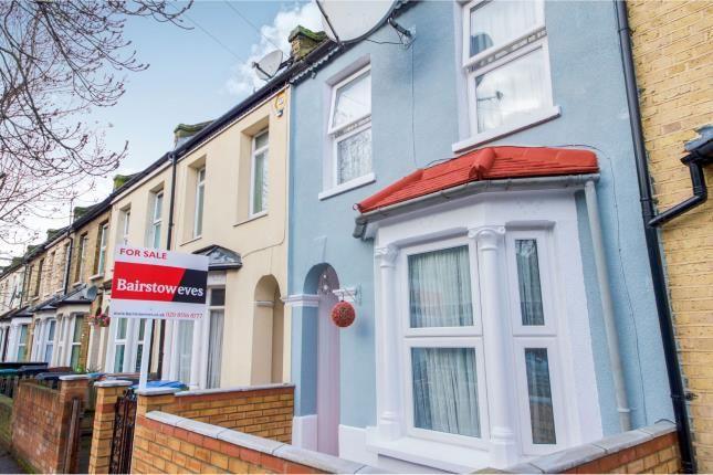 Thumbnail Terraced house for sale in Stewart Road, London