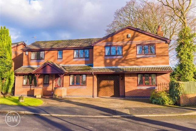 Thumbnail Detached house for sale in Beckside, Tyldesley, Manchester