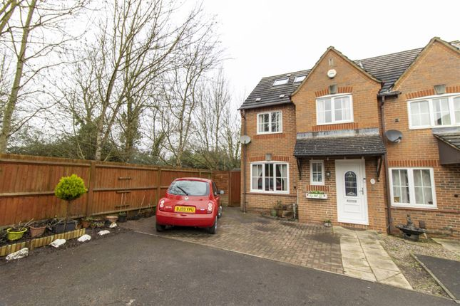 Thumbnail End terrace house for sale in Wharfdale Way, Hardwicke, Gloucester