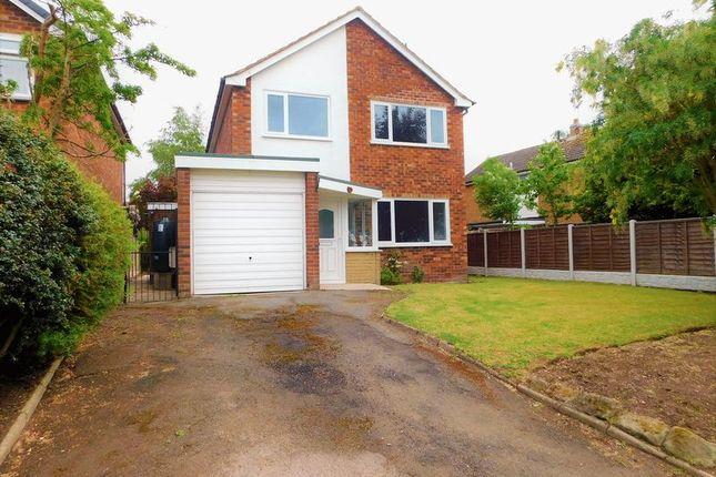 Thumbnail Detached house for sale in Broadholes Lane, Wheaton Aston, Stafford