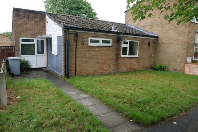 Thumbnail Semi-detached bungalow to rent in Tilston Walk, Wilmslow, Stockport