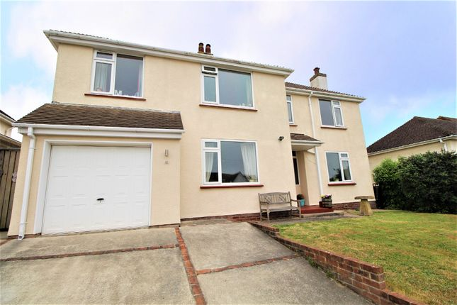 Thumbnail Detached house for sale in Winsu Avenue, Paignton