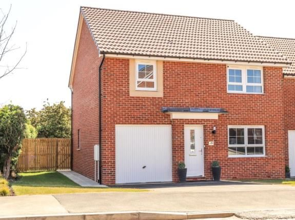 Thumbnail Detached house for sale in Anchorage Way, Whitby, North Yorkshire