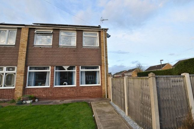Thumbnail Semi-detached house for sale in York Avenue, Bottesford, Scunthorpe