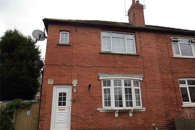 Semi-detached house for sale in Walker Avenue, Wakefield, West Yorkshire