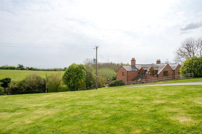 Thumbnail Detached house for sale in Ombersley, Droitwich, Worcestershire