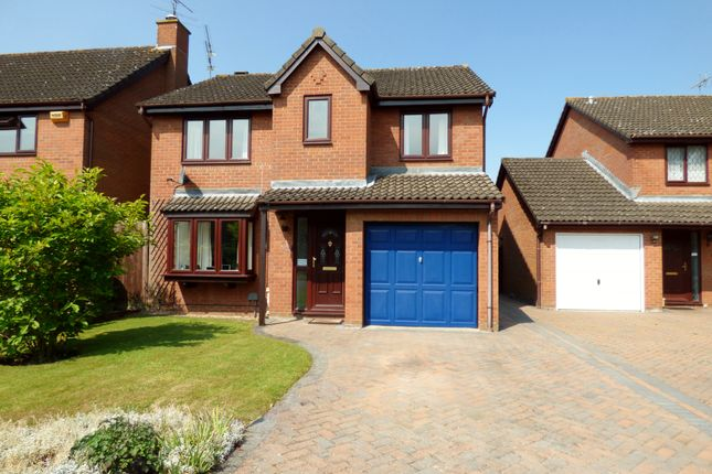 4 bed detached house for sale in The Copse, Farnborough