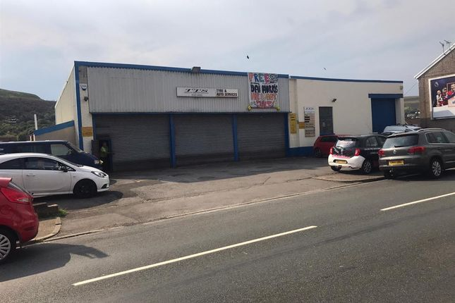 Main Picture of Trealaw Tyres, Brithweunydd Road, Tonypandy CF40