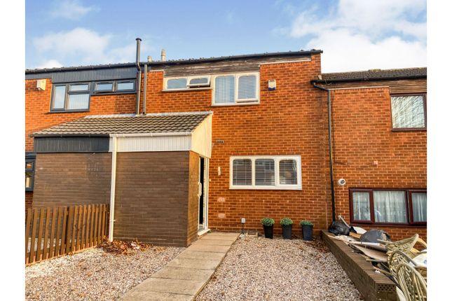 Thumbnail Terraced house for sale in Vann Close, Birmingham
