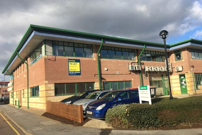 Thumbnail Industrial to let in Unit 16, County Park, Swindon