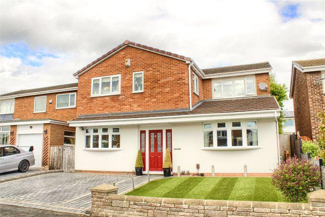 Thumbnail Detached house for sale in Dunsley Drive, Billingham