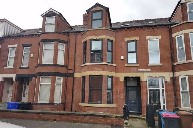 Thumbnail Terraced house to rent in Carlton Road, Salford