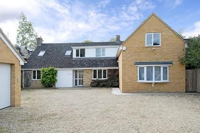 Thumbnail Detached house to rent in The Downs, Standlake