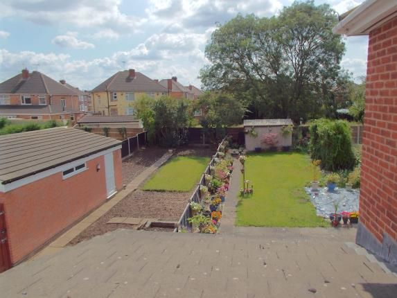 Garden Views of Shetland Road, Leicester, Leicestershire LE4