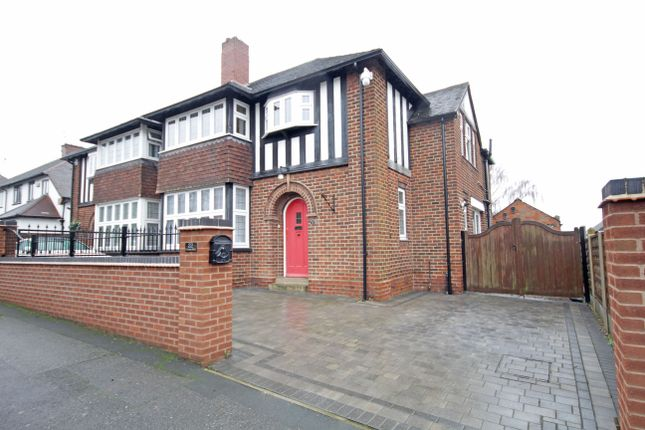 Thumbnail Semi-detached house to rent in Arlington Road, Derby