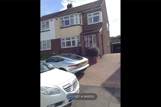 Thumbnail Semi-detached house to rent in Sholden Road, Kent