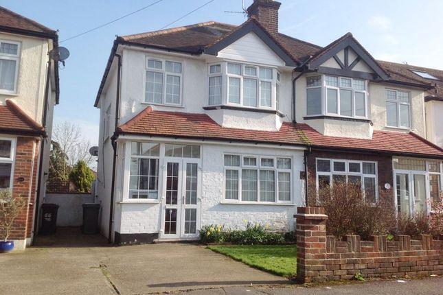 3 bed semi-detached house for sale in Belfield Road, West Ewell, Epsom