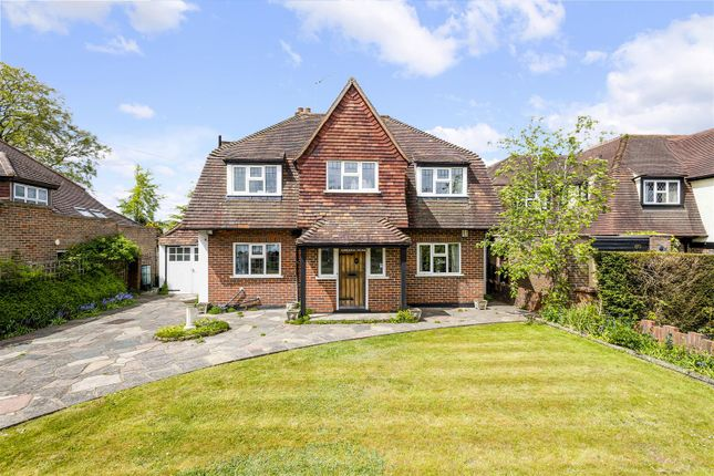 Thumbnail Detached house for sale in Downs Wood, Epsom