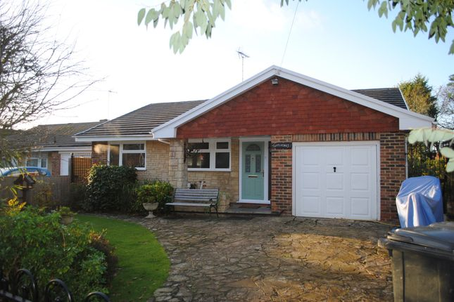 Thumbnail Detached bungalow for sale in Maple Walk, Bexhill-On-Sea