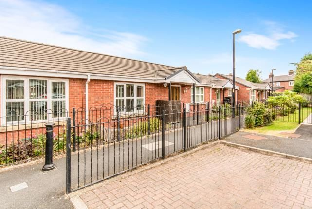 Thumbnail Bungalow for sale in Dahlia Close, Manchester, Greater Manchester, Uk