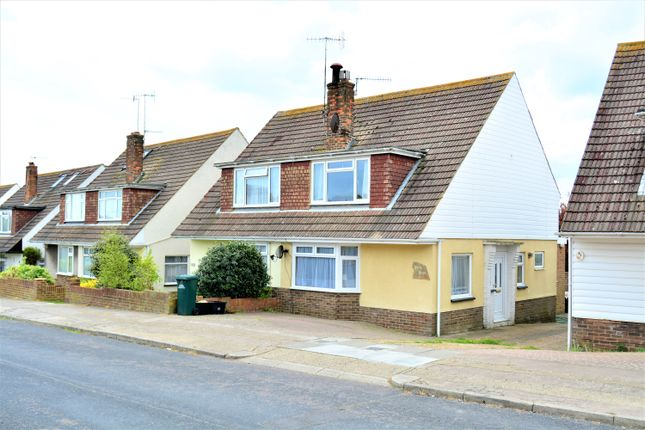 Thumbnail Semi-detached house for sale in Thornhill Rise, Portslade