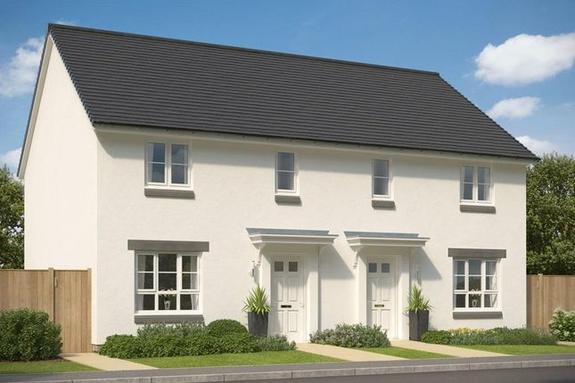 """3 bedroom semi-detached house for sale in """"Traquair"""" at Victoria Street, Monifieth, Dundee"""