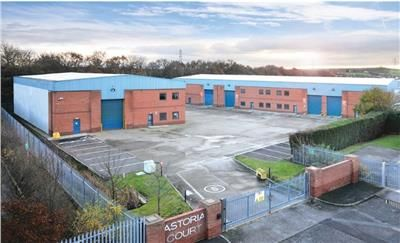 Thumbnail Light industrial to let in Unit 2, 3 & 4 Astoria Court, Tom Dando Close, Normanton, West Yorkshire